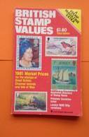 "BRITISH STAMP VALUES THIRD EDITION ( A STAMP MAGAZINE ""EXTRA"" ) WINTER 1980 USED - United Kingdom"