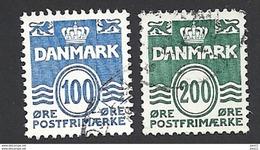 Dänemark 1983, Mi.-Nr.  774-775, Gestempelt - Dänemark