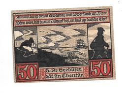 **notgeld Stendal 50 Pfennig 1267.1/5 - [11] Emissions Locales