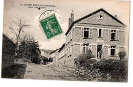 LA ROCHE BERNARD CONSTRUCTION DES NOUVELLES ECOLES ANIMEE - La Roche-Bernard