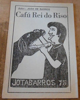 Cafu Rei Do Riso – Cafu Roi Du Rire - Livres, BD, Revues