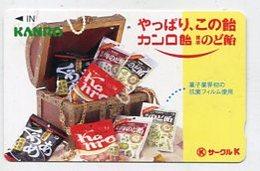 TK 06340 JAPAN - 110-016 Food & Drinks - Lebensmittel