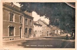 Belgique - Assesse - Chaussée De Marche - Un Pli - Edit. Mosa N° 3561 - Assesse