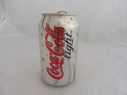 COCA COLA® LIGHT CANETTE VIDE 2006 SUISSE 33 Cl - Cans