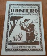 O Dinheiro (O Testamento Do Cachorro)  - L'Argent (Le Testament Du Chien) - Livres, BD, Revues