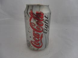 COCA COLA® LIGHT CANETTE VIDE 2004 ESPAGNE 33 Cl - Cans
