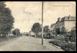 Schoondijke - Damstraat - 1916 Militair Verzonden Sluis - Andere