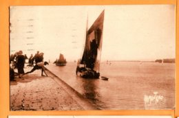 SPR429, La Rochelle, La Rade, Animée, Circulée 1930 - La Rochelle