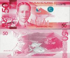 Philippines 2010 - 50 Piso - Pick 207 UNC - Philippinen