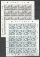 20x FOROYAR - Europa-CEPT - Architecture - Geography - 1982 - CTO - 1982