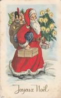 Mignonnette : Joyeux Noel : Père Noel Et Ses Cadeaux : - Santa Claus