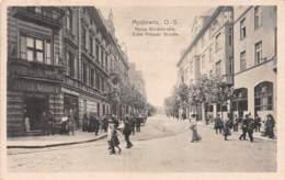 Pologne - Myslowitz - Rue De La Nouvelle église - Pologne