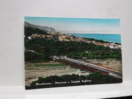 ROCCALUMERA    -- MESSINA  ---  PANORAMA E TORRENTE PAGLIARA - Messina