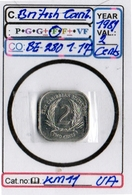BRITISH EAST CARIBBEAN:#COINS# IN MIXED CONDITION#.(CO-BE280-1 (17) - Oost-Caribische Staten