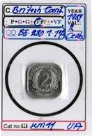 BRITISH EAST CARIBBEAN:#COINS# IN MIXED CONDITION#.(CO-BE280-1 (17) - Caribe Oriental (Estados Del)