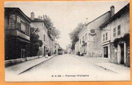 Ferney Voltaire 1905 Postcard - GE Genève