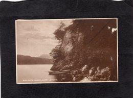 """85902    Regno  Unito,  Scozia,  Rob Roy""""s  Prison,  Loch Lomond,  VG  1923 - Argyllshire"""