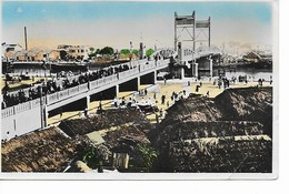 NORD- VIETNAM   Haiphong   Pont De Haly. - Viêt-Nam
