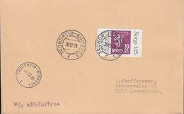 Norway - M/S Polarlys 26.12.1978 Trondheim Kirkenes - Nice Stamp - Norwegen