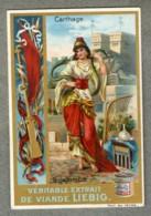 CHROMO LIEBIG S514 1897 SALAMMBO CARTHAGE ANTIQUITE Cartagine Antiquity Salambo - Liebig