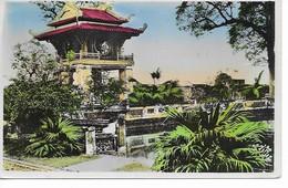 NORD-VIETNAM  Hanoi   Pagode De Confucius. - Viêt-Nam