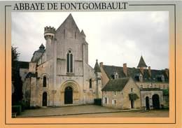 36 - Fontgombault - Abbaye Notre-Dame De Fontgombault - Voir Scans Recto-Verso - France