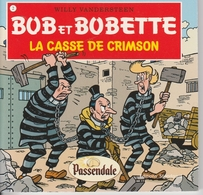 2..BOB & BOBETTE   LA CASSE DE CRIMSON - Bob Et Bobette