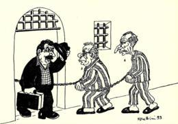 [MD3278] CPM - HUMOR - GIORGIO FORATTINI 1993 - IN RILIEVO - Non Viaggiata - Humor