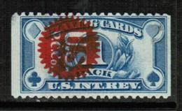 U.S.A.  Scott # RF 23 MINT O.G. PLAYING CARDS---INTERNAL REVENUE (Stamp Scan # 500) - Revenues