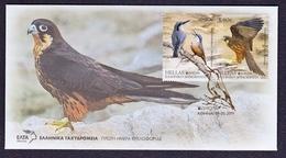 Greece 2019 Europa Cept National Birds FDC - Greece