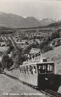 PILATUSBAHN  BERGBAHN - OW Obwalden