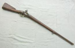 Fusil à Silex - Armes Neutralisées