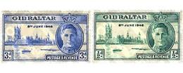 Ref. 82351 * MNH * - GIBRALTAR. 1946. ANNIVERSARY OF  VICTORY . ANIVERSARIO DE LA VICTORIA - Gibraltar