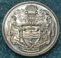 Guyana 25 Cents, 1989 -4552 - Guyana