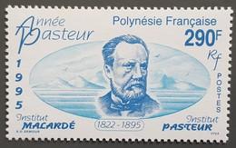 Polynésie - YT N°481 - Année Pasteur - 1995 - Neuf - Ongebruikt