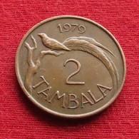 Malawi 2 Tambala 1979 KM# 8.2 - Malawi