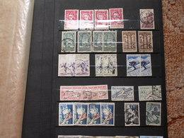 Gros Déstockage De FRANCE ( Plusieurs Milliers ) Petits Et Grands Formats - Bon état  - Envoi Forfait 7 EURO - Stamps