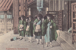 Buddhistische Bettelmönche - MIssions-Verein Berlin       (190507) - Missionen