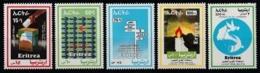 1993 Eritrea Referendum For Self Determination Set MNH** Pa224 - Eritrea