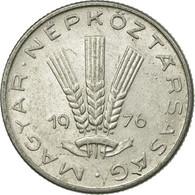 Monnaie, Hongrie, 20 Fillér, 1976, Budapest, TTB, Aluminium, KM:573 - Ungheria