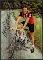 C4956 - TOP Orig. Olaf Ludwig Autogramm Autogrammkarte - Friedensfahrt DDR - Autogramme & Autographen