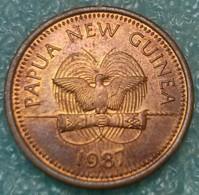 Papua New Guinea 2 Toea, 1987 -4559 - Papúa Nueva Guinea