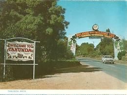 Barossa Valley (South Australia) Tanunda Arch - Barossa Valley