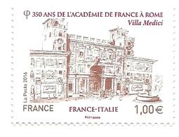 2016 - Francia - Villa Medici A Roma - Architettura
