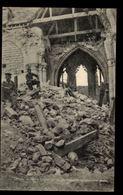 51 - CERNAY LES REIMS - Inneres Der Von Den Franzosen Zerschossenen Kirche - Other Municipalities