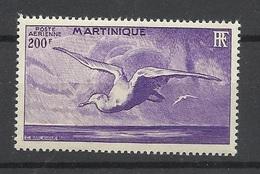 Martinique Poste Aérienne N°  15  Neuf * *  TB =  MNH VF   Soldé à Moins De  20 %  ! ! ! - Airmail