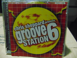 Chris Sheppard Presentt Groove Station 6 - Hit-Compilations