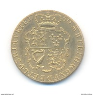 Great Britain George II Guinea 1760 COPY - 1662-1816 : Antiche Coniature Fine XVII° - Inizio XIX° S.