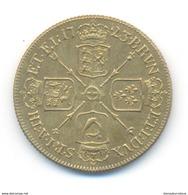 Great Britain George I Guinea 1723 COPY - 1662-1816 : Acuñaciones Antiguas Fin XVII° - Inicio XIX° S.