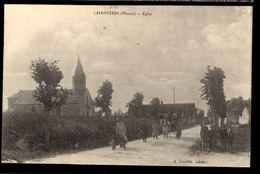 51 - CHAINTRIX (Marne) - Eglise - Other Municipalities